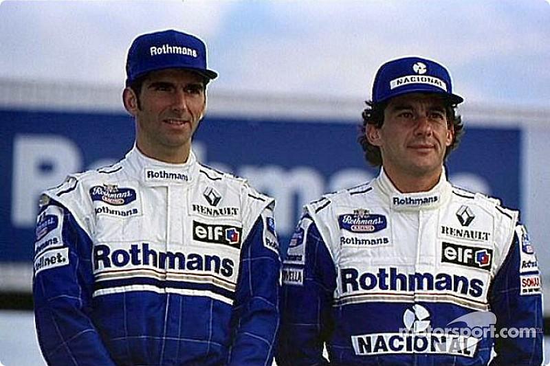 Quand Hill se retrouvait leader de Williams après la mort de Senna