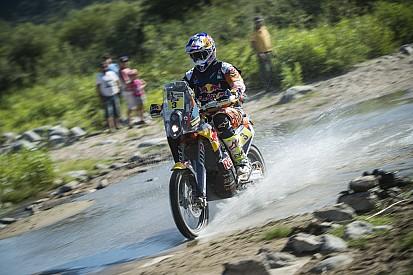 Toby Price wint Dakar Rally bij de motoren
