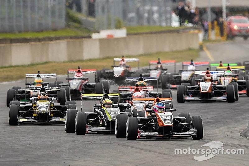 Маркелов поднялся на подиум в дебюте Toyota Racing
