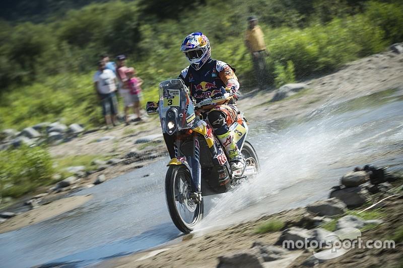 Soberano, Price é primeiro australiano campeão do Dakar