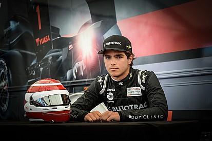 Pedro Piquet vê primeiro dia positivo na Nova Zelândia