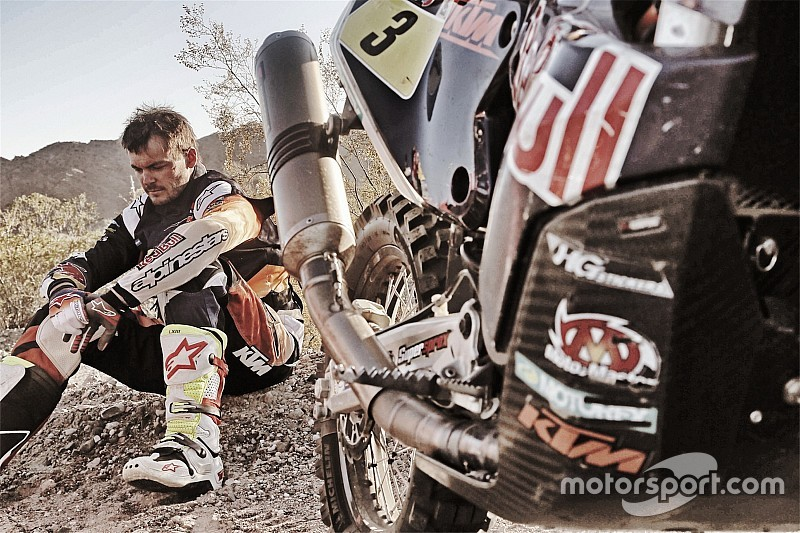 Price shocked with Dakar triumph