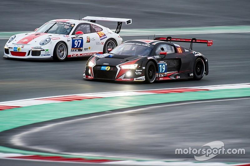 Audi bat Mercedes et remporte les 24 Heures de Dubai