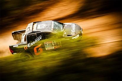 """Прошедший """"Дакар"""" Васильев назвал """"длинной гонкой WRC"""""""