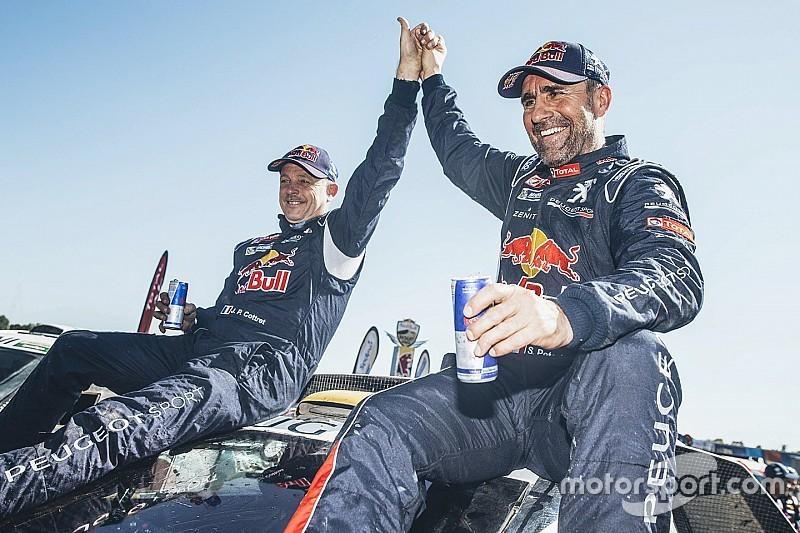 Rallye Dakar: 12. Sieg für Stéphane Peterhansel, Loeb Tagesschnellster
