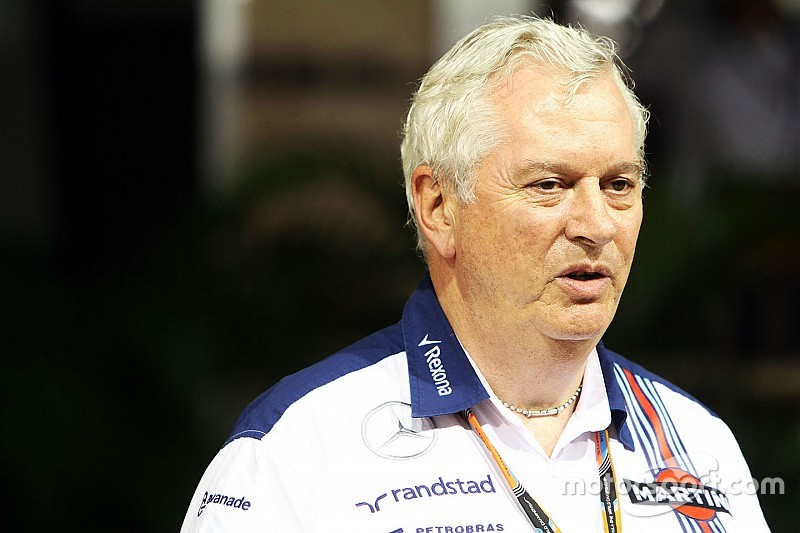 Williams-Technikchef: Regeländerungen sollten auf 2018 verschoben werden