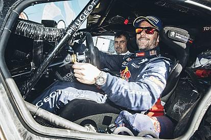 """Dakar, Loeb: """"Gara non male. Devo lavorarci ancora"""""""