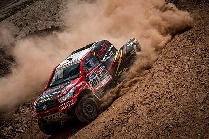 "Toyota ""needs"" turbo engine to fight Peugeot, Mini - de Villiers"