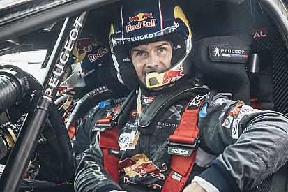 Despres está listo para ir por el próximo Dakar