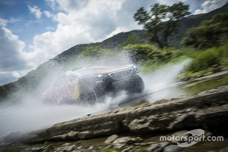 Loeb na Dakar-debuut: 'Weet nu wat onze zwakke punten zijn'