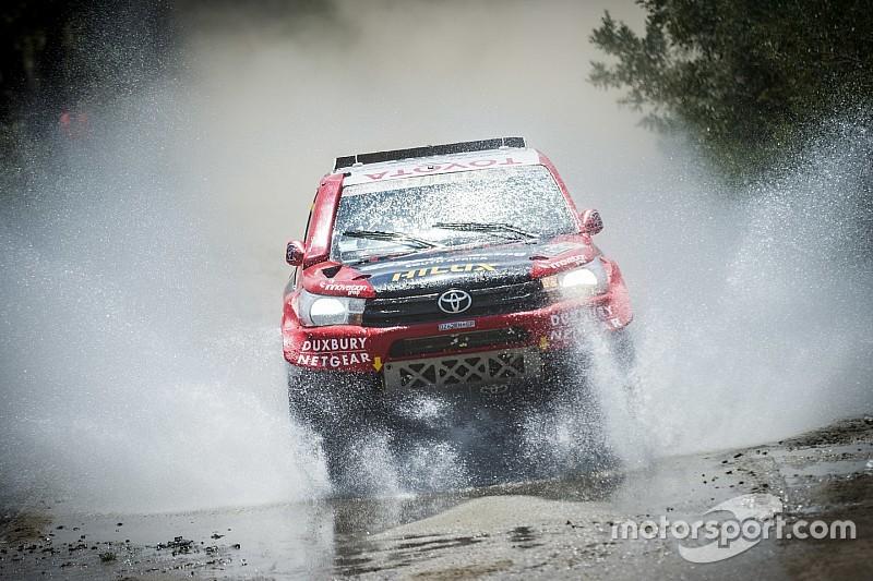 Overdrive Racing and Toyota Gazoo Racing finish gruelling Dakar Rally
