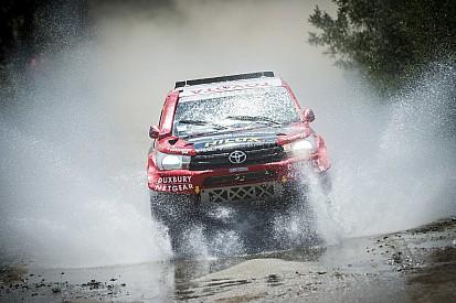 """Dakar, de Villiers: """"Con il podio sono molto felice"""""""