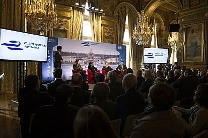 Grande entusiasmo nel mondo per l'ePrix di Parigi