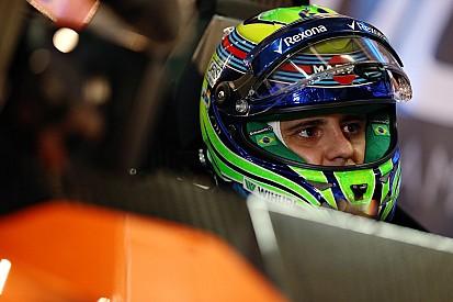 Massa pilota Williams de primeiro teste de Senna na F1; veja