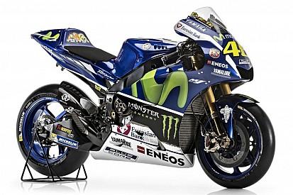 Yamaha présente sa moto pour la saison 2016 de MotoGP