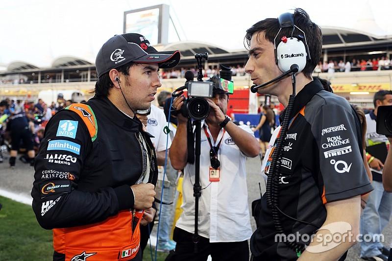 Sergio Pérez, vencido por piloto de 16 años en carrera de go karts