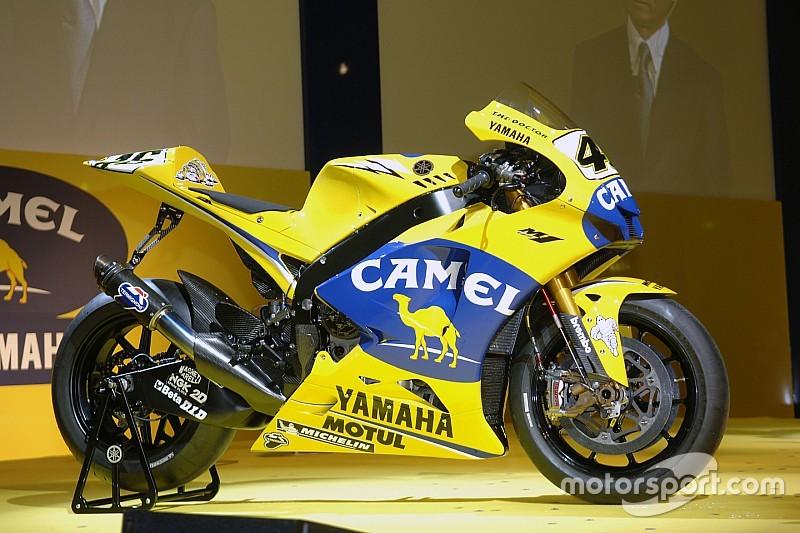 Fotostrecke: Alle MotoGP-Bikes von Yamaha seit 2005