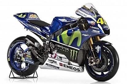 Ecco la Yamaha M1 2016 di Valentino e Lorenzo