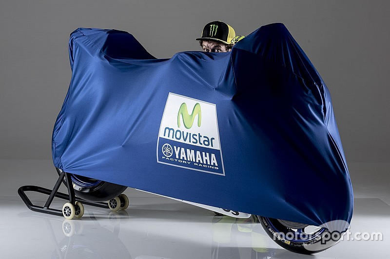 Yamaha presentó su moto de 2016