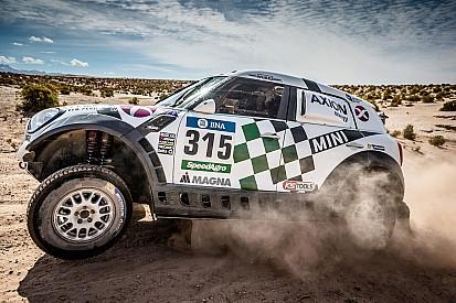 Hirvonen excelled off-piste on Dakar debut, says co-driver