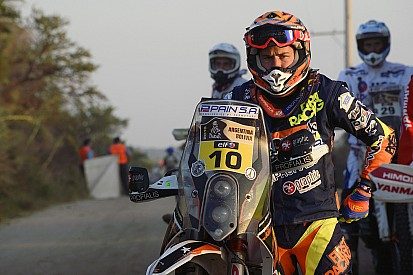 """Dakar, Pain: """"Peccato per la rottura del motore"""""""