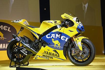 Diaporama - Les Yamaha de MotoGP depuis 2005