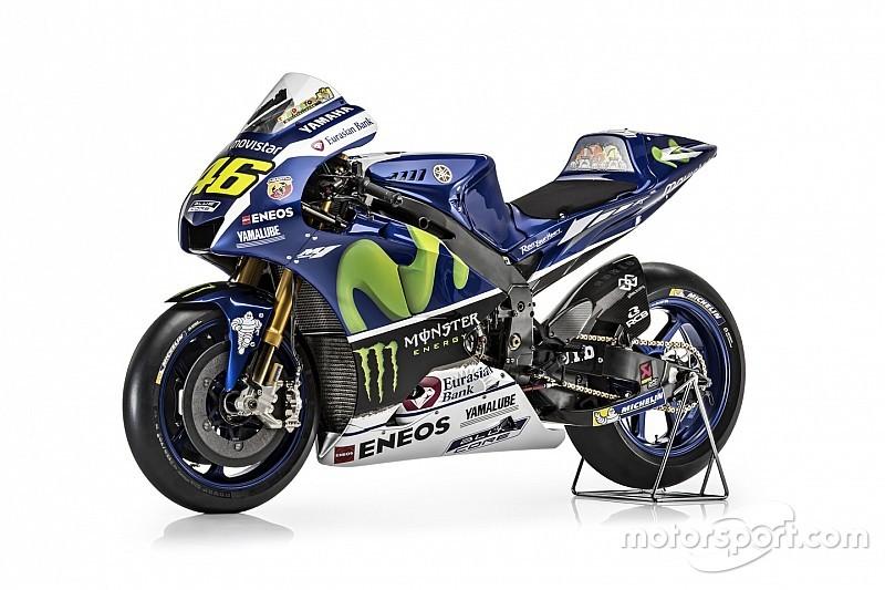GALERÍA: Así es la nueva Yamaha