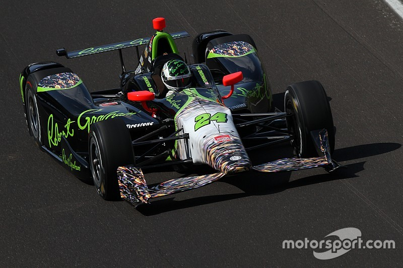 Dreyer & Reinbold Racing выступит в Indy 500