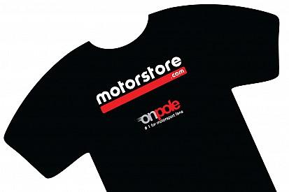 Motorsport.com adquiere a Onpole.com y abre una tienda en línea