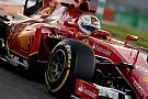 Vettel realizó una prueba en Fiorano para Ferrari
