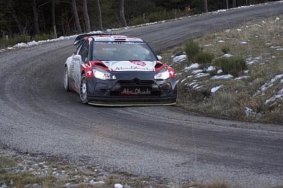 Citroen протестировала компоненты будущей машины WRC