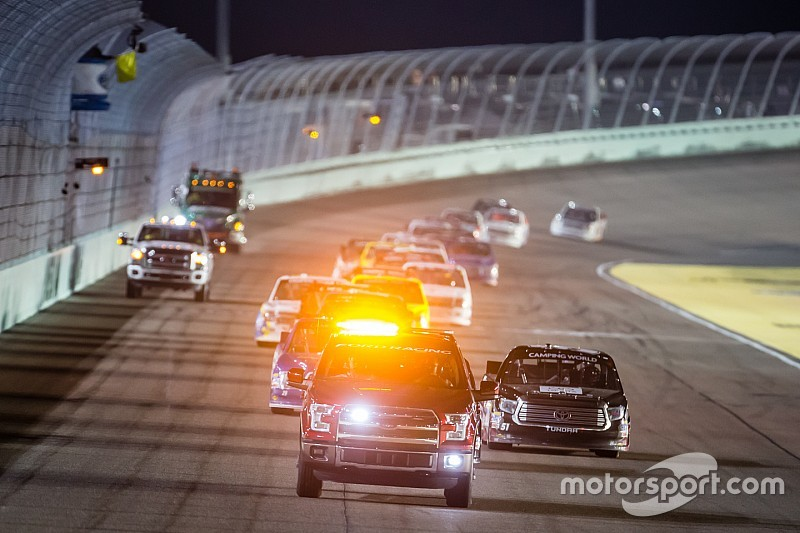 NASCAR bringing 'Caution Clock' concept to Truck Series