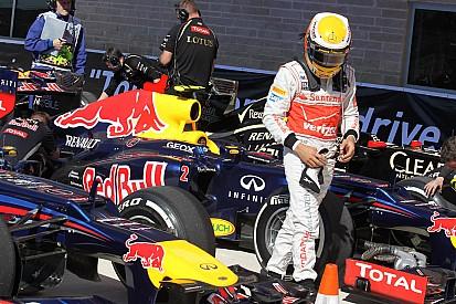 """Horner - Hamilton voulait """"désespérément"""" rejoindre Red Bull"""