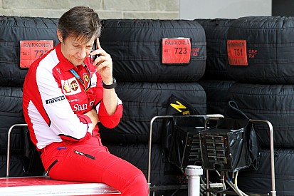 Rivola leaves Ferrari F1 team to head FDA