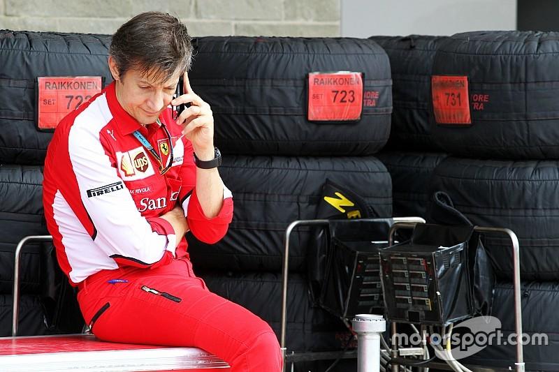 Ривола покинет Ferrari и займется юниорами