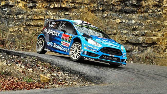 M-Sport trova i fondi: farà tutte le gare WRC 2016