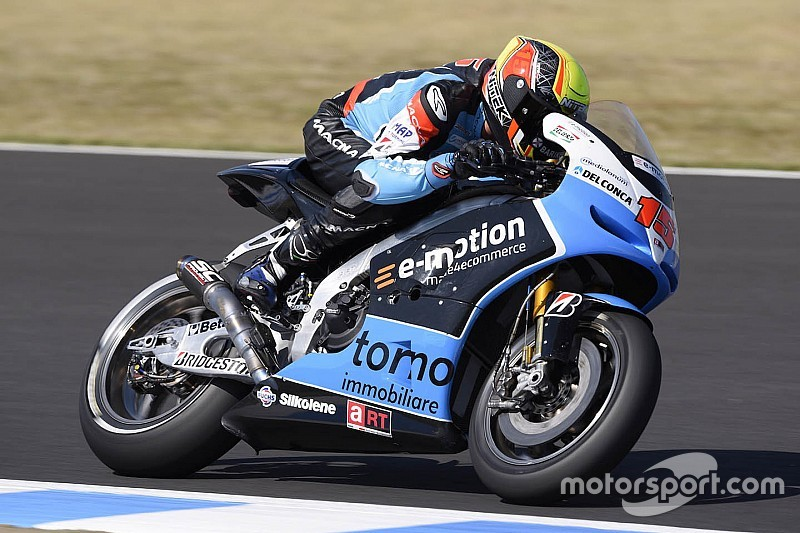 Ioda MotoGP team weighing up WSBK switch