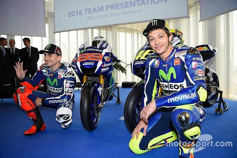 Yamaha vraagt om 'respect' tussen Lorenzo en Rossi