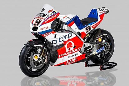 Pramac Yakhnich представила новую ливрею мотоцикла
