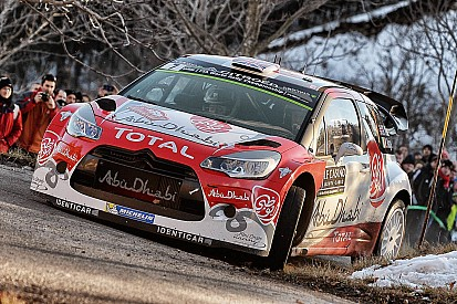 Meeke inicia como el más veloz en Monte Carlo