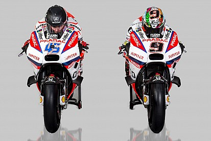 Pramac Ducati presenta equipo para Moto GP en 2016