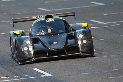 Le trio junior du Yvan Muller Racing en LMP3