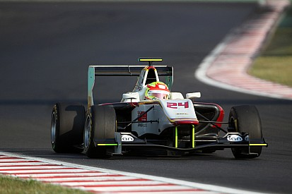 Palou, Tereshchenko and Schothorst named as Campos' GP3 line-up