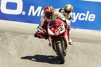 Camier - Pas de MotoGP avant d'être compétitif en WSBK