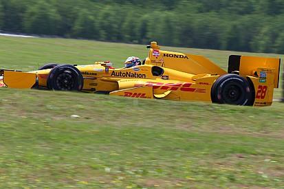 Andretti-Team zufrieden mit ersten Honda-Tests