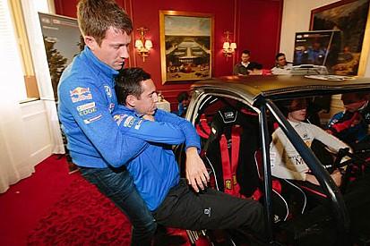 Corso di primo soccorso per i piloti del WRC