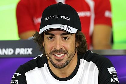 Alonso continua grande e terá ano melhor, diz agente
