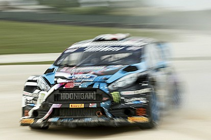 Bakkerud joins Block in all-new Hoonigan Racing Division team