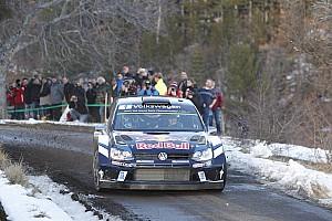 WRC Prova speciale Monte-Carlo, PS1: Ogier è subito strepitoso