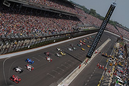 Indy 500 gains presenting sponsor for first time